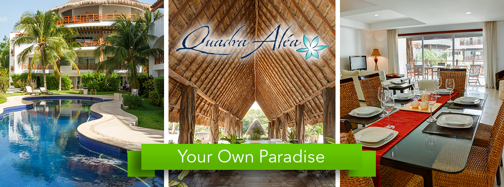Quadra Alea - Your Own Paradise